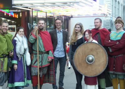 Northmen Premiere CineWil